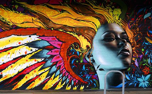 Im genes espectaculares los 10 mejores graffitis for Phrases murales