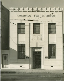 Drummoyne branch in 1937