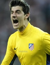 Courtois (At. Madrid)