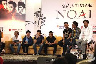 Kumpulan Gambar Terbaru Noah Band
