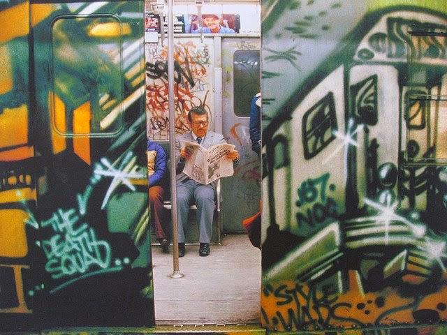 NYC Subways 1970's-1980's