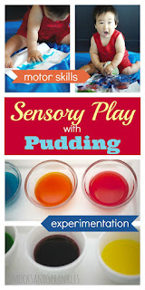 baby development sensory activity