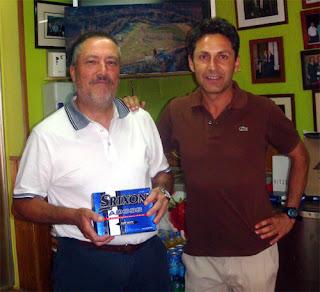 Golf Aranjuez Luis Hernández