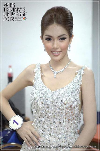Pertandingan Ratu Cantik Pondan Thailand - Serius Cun! Sukar Nak