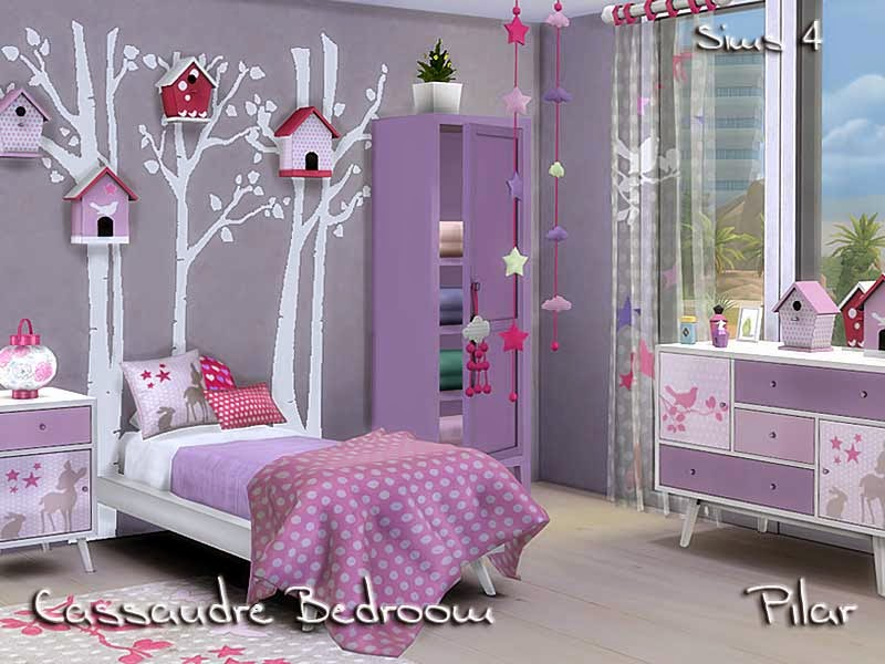 05-03-2015 Cassandre Bedroom