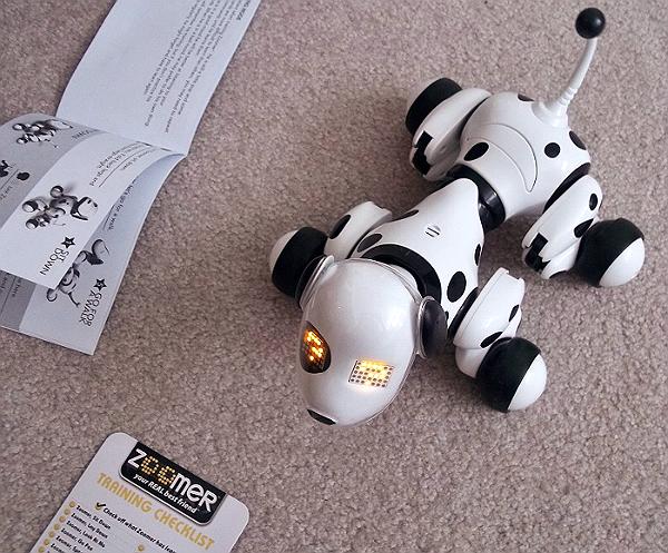 Zoomer the Robotic Dalmation