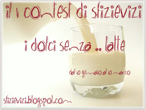 contest Dolci senza latte