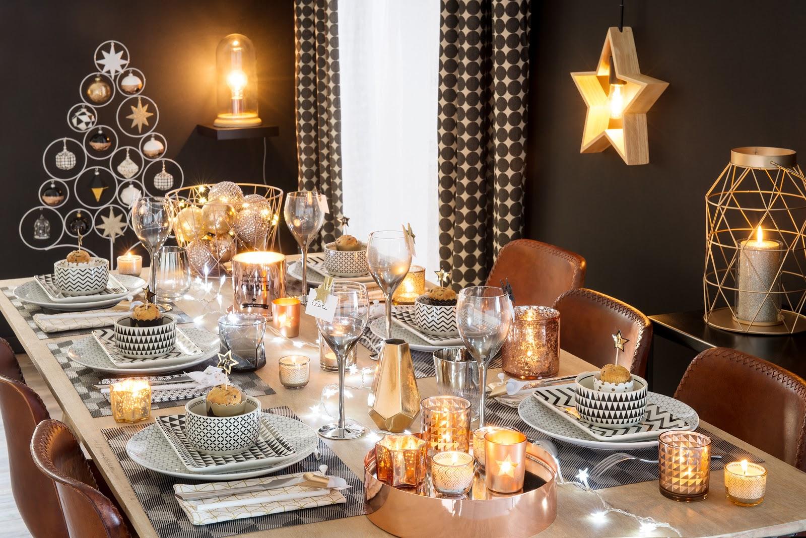 deco noel maison du monde deco noel maison monde decoration table noel maison du monde with. Black Bedroom Furniture Sets. Home Design Ideas
