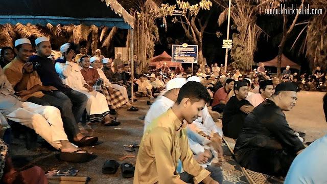 Bual Bicara Isra' Mikraj, Bandar Tasik Puteri, Rawang