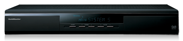 Goldmaster SAT-3030 High Definition Uydu Alıcı