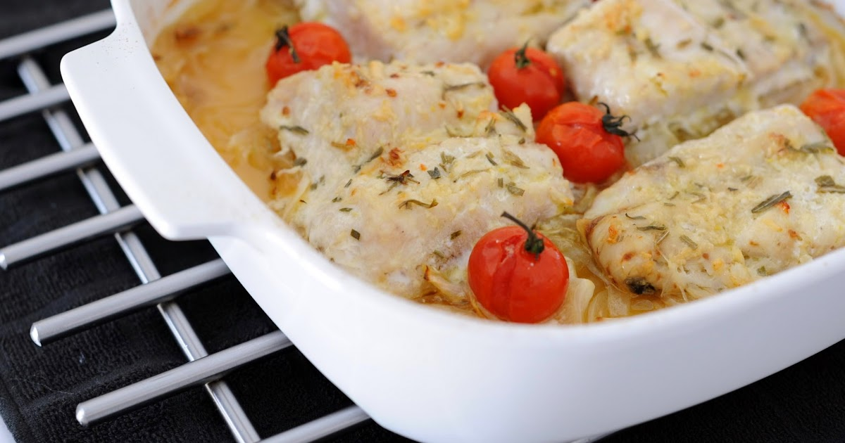Lomos de merluza al horno las recetas de xonia para for Merluza al horno facil