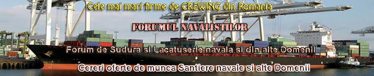 Forumul navalistilor din Romania