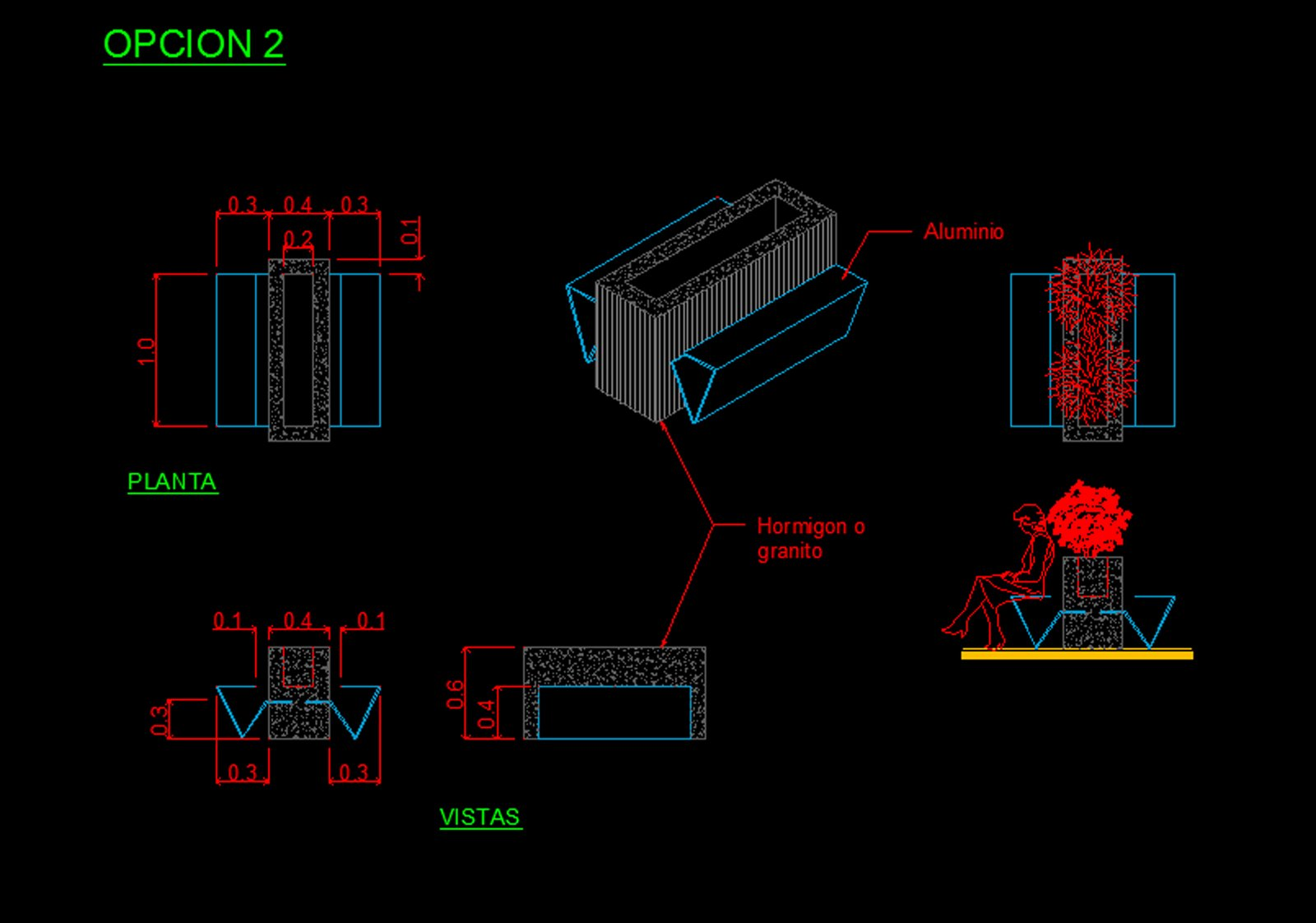 Gnv estudio arquitectura dise o de mobiliario urbano - Arquitectura de diseno ...