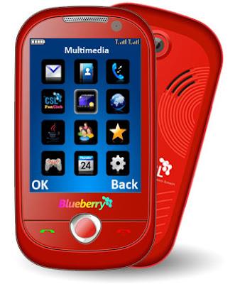 Handphone Blueberry Terbaru 2013