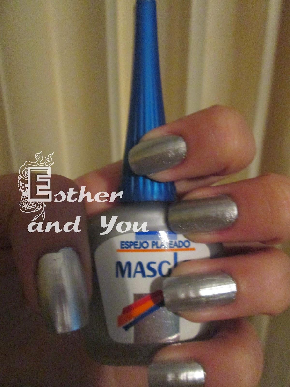 EstheR and U: Manicura Espejo