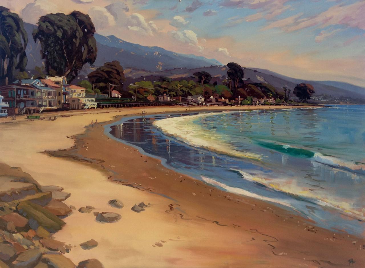 Miramar Beach Montecito Ca