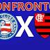 Todos os confrontos de Bahia x Flamengo