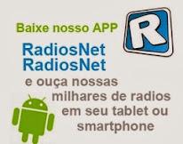 Clique na IMAGEM para baixar o aplicativo para ouvir a Rádio Portal FM de Catarina no Android