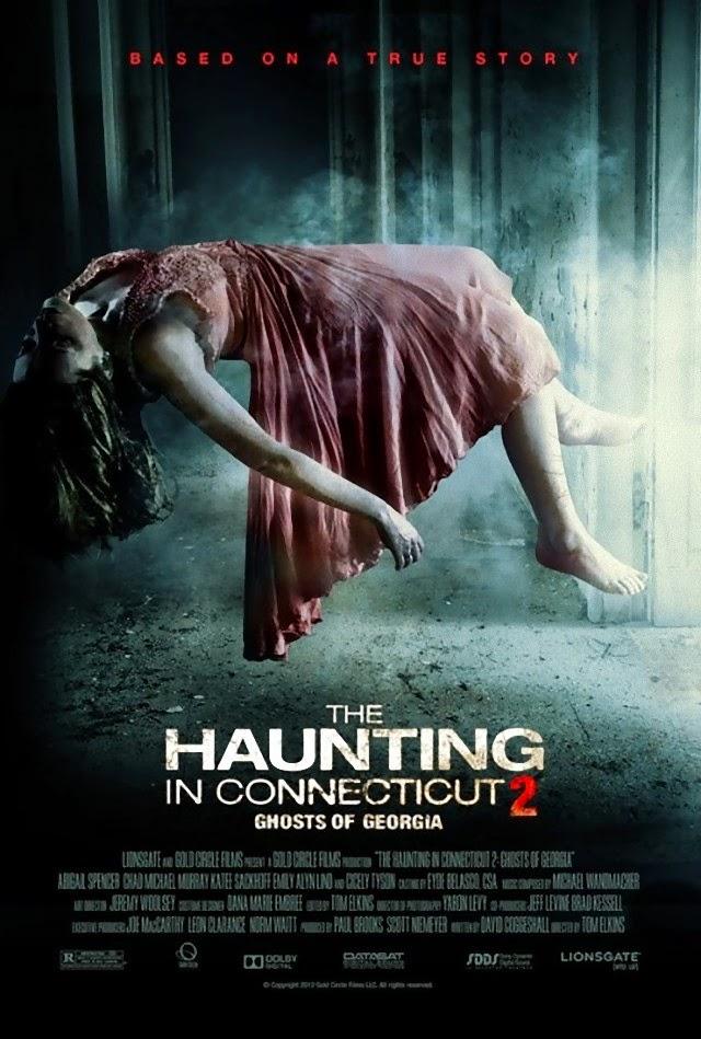 La película The Haunting in Connecticut 2 ( Exorcismo en Georgia )