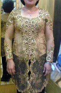 Foto Model Baju Kebaya Orang Gemuk