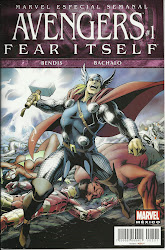 Fear Itself • Avengers 1