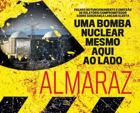 PERIGO NUCLEAR: É PRECISO FECHAR ALMARAZ!