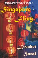 SINGAPORE FLING<br>Lisabet Sarai