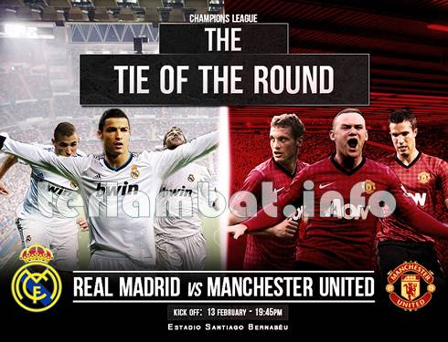 Madrid VS Mu 2013