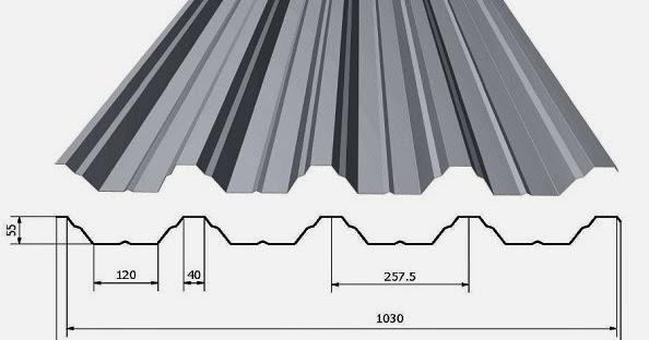 trapezbleche aus polen gunstig t35 0 7mm aluzink. Black Bedroom Furniture Sets. Home Design Ideas