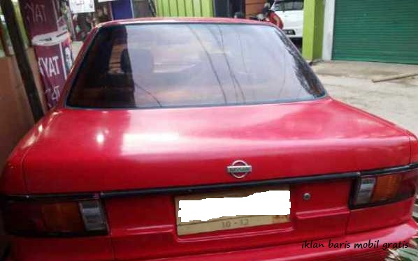 Dijual - Nissan Sunny tahun 1997, iklan baris mobil gratis