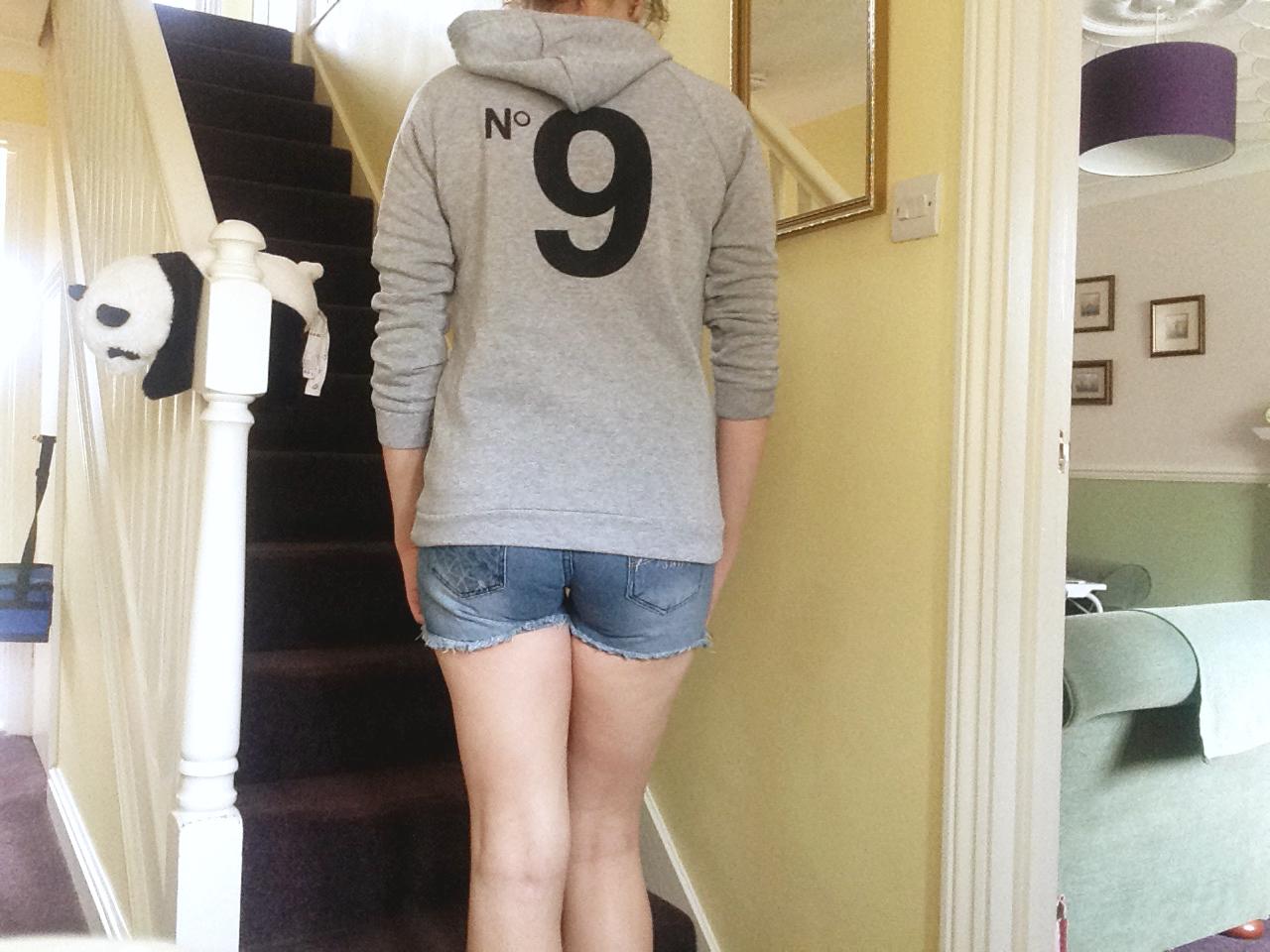 Korea Women Casual Hoodie Sweatshirt DressLink Coco Chanel Hoodie Sweatshirt