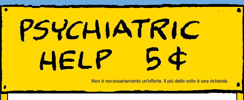Psychiatric help 5 cent