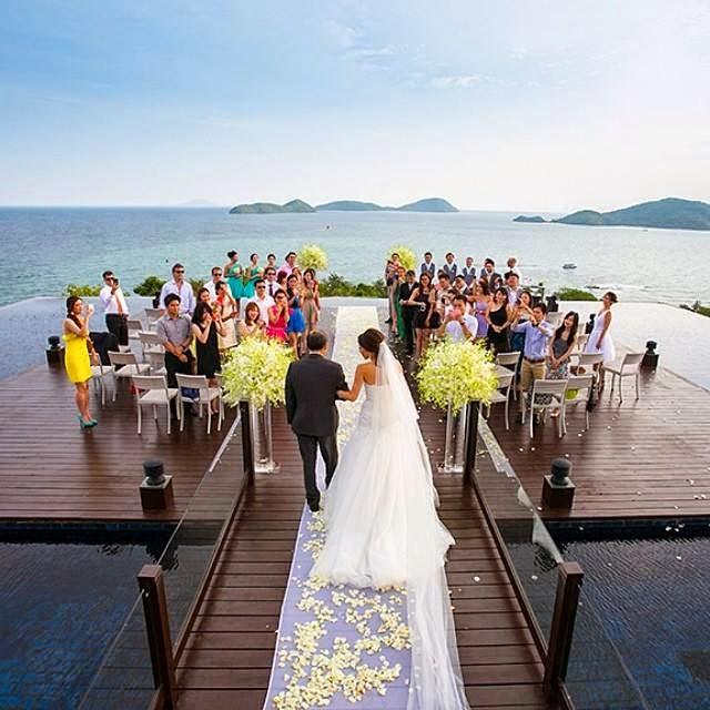 Wedding @Sri panwa  Sri Panwa Phuket
