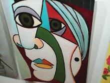 Ο Πικάσσο επίστρεψε την τεχνη πίσω στήν τέχνη τών σπηλαίων