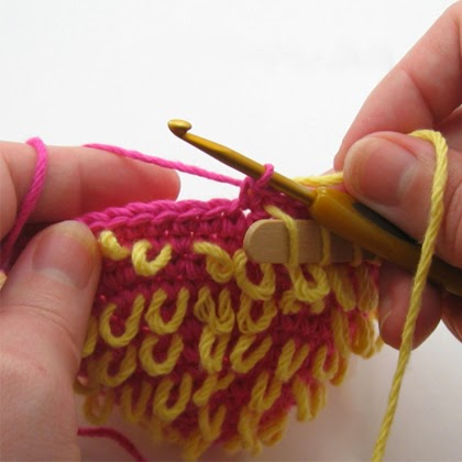 Loop Stitch Tutorial