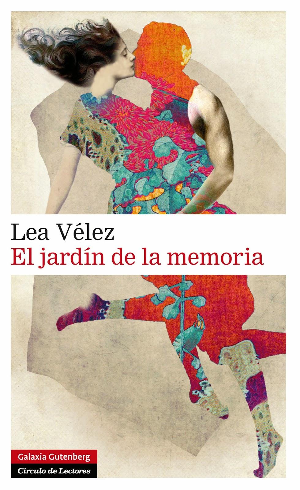reseña, opinión, libro, El jardín de la memoria, Lea Vélez