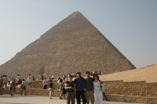 Viaje a Egipto: piramides de Giza. Egypt trip