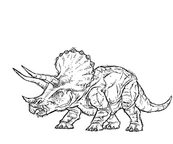 #11 Jurassic Park Coloring Page