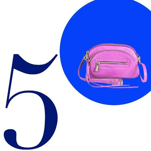 Top 5 Crossbody Bags For Summer 2013: Rebecca Minkoff Jellybean Crossbody