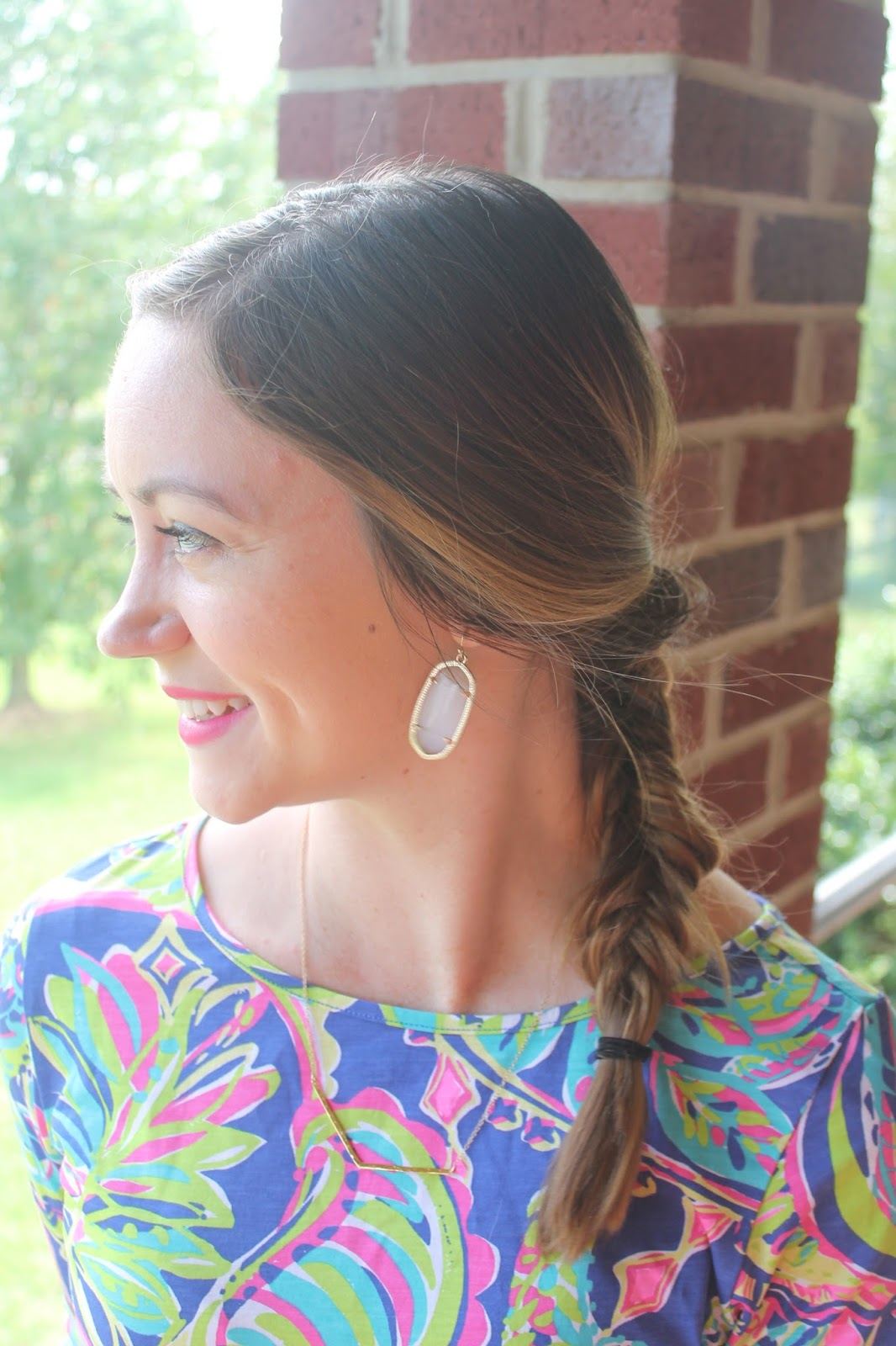 Kendra Scott Danielle Earrings via Rocksbox