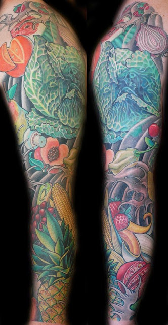 If You Make A Tattoo Sleeve, Tattoo Sleeve Ideas Here Are Some Popular