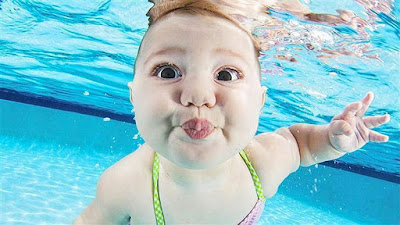 Beneficios de la natacion infantil