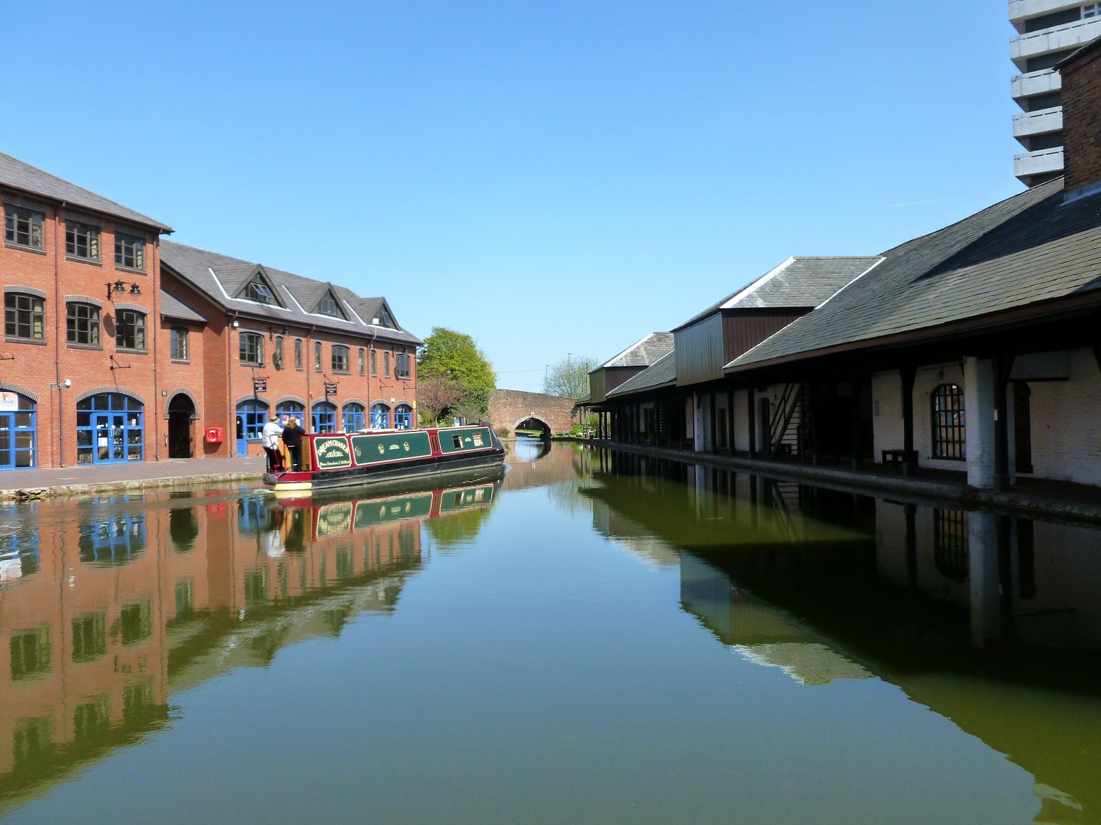Today around coventry coventry canal basin for The coventry