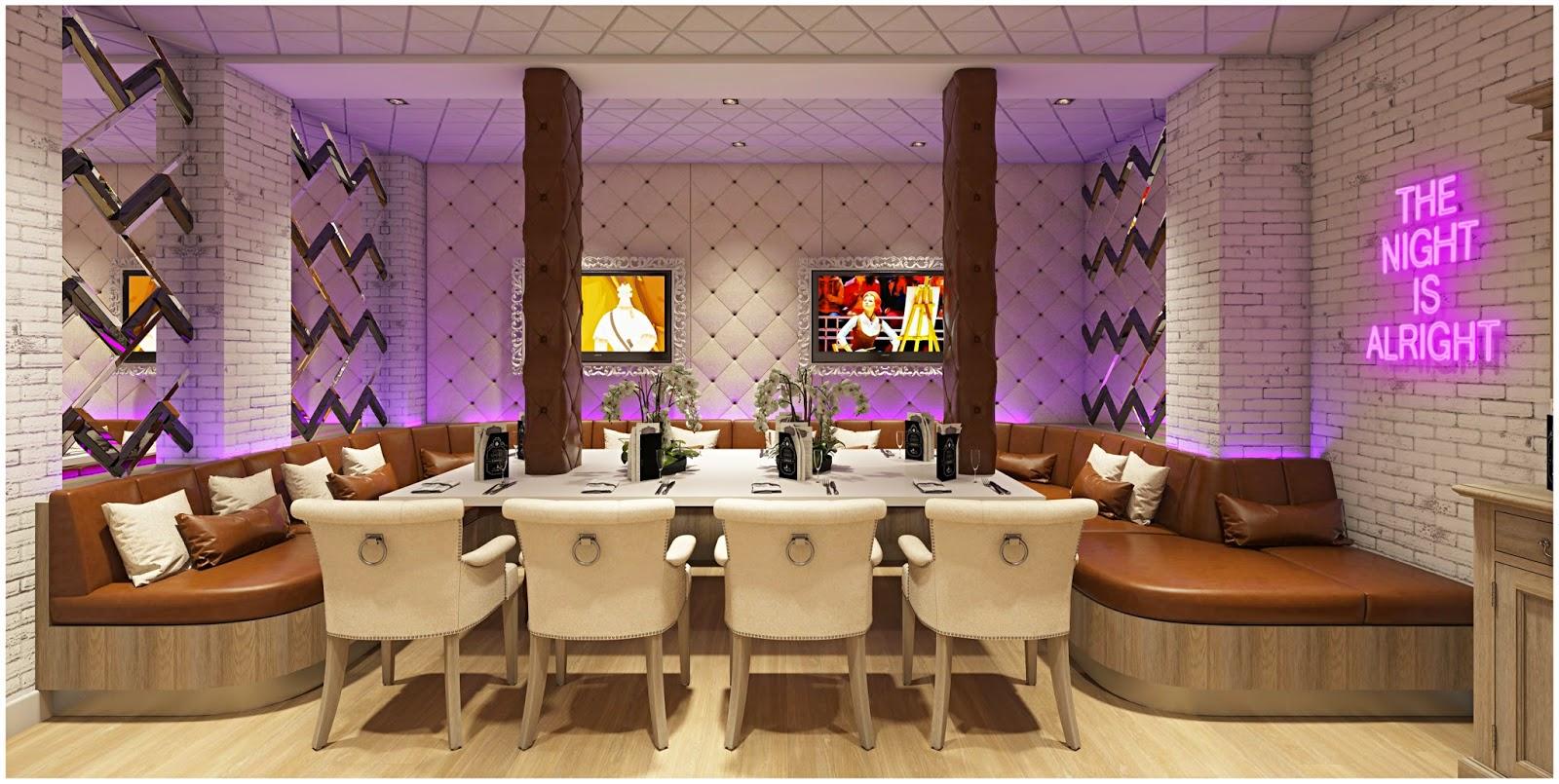 Проектирование ресторанов и кафе Где заказать проект и