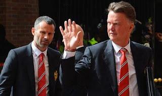 Fans Manchester United Luncurkan Gerakan Lengserkan Louis van Gaal