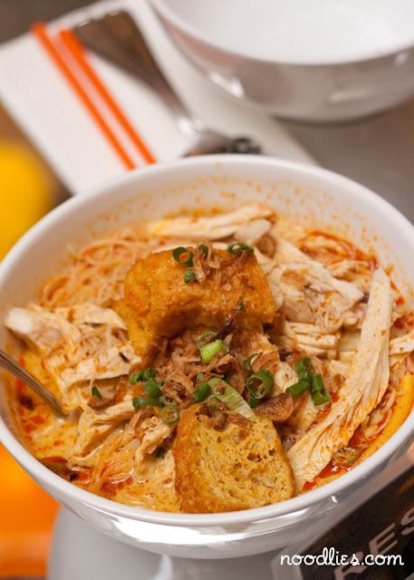 chicken laksa jimmy's recipe