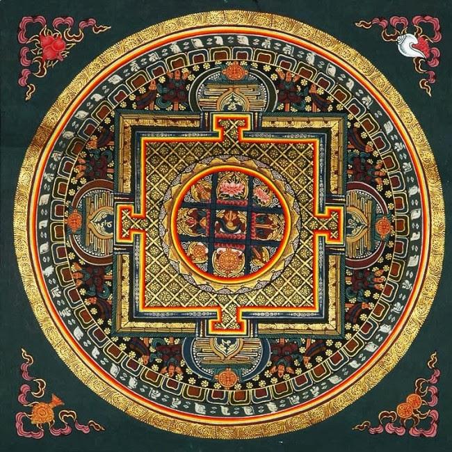 Klymer Klatsch The Collective Unconscious Mandalas And Dna
