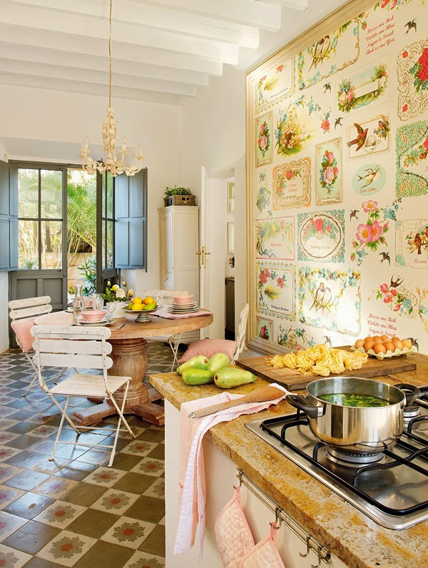 decordemon a romantic country house with classic style