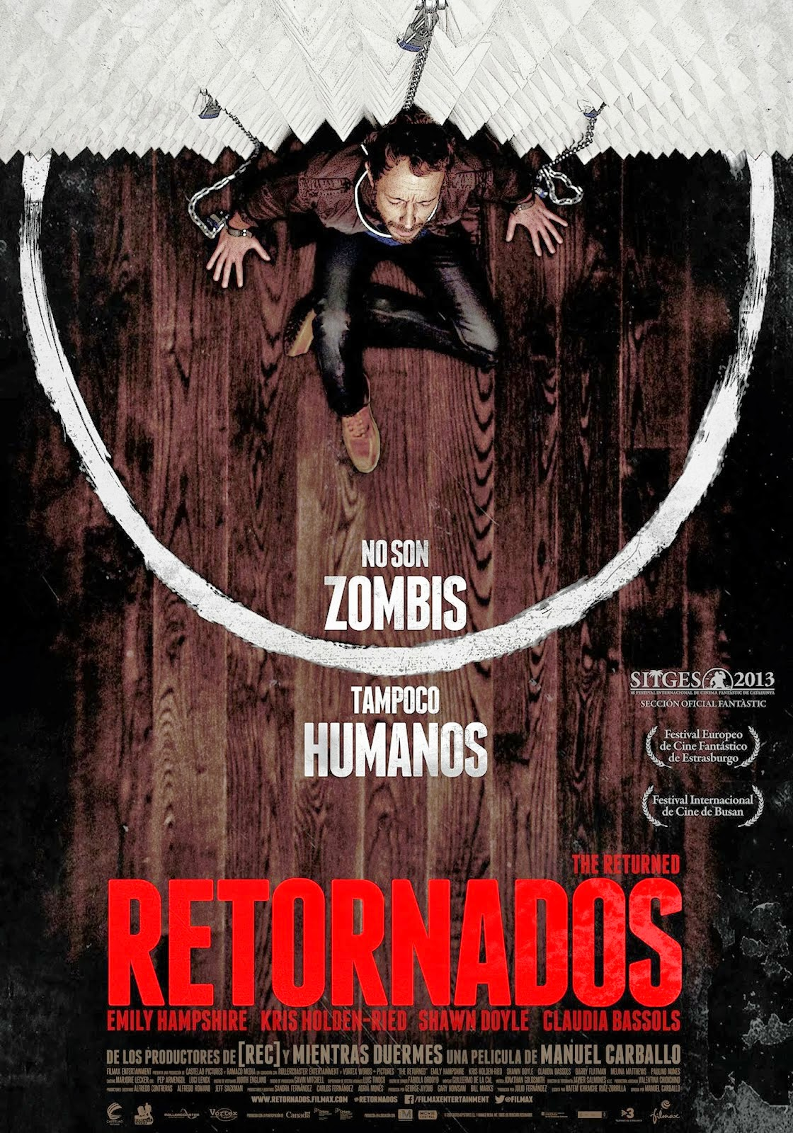 Retornados (The Returned) zombie movie