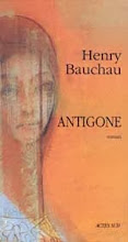 Antigone d'Henry Bauchau